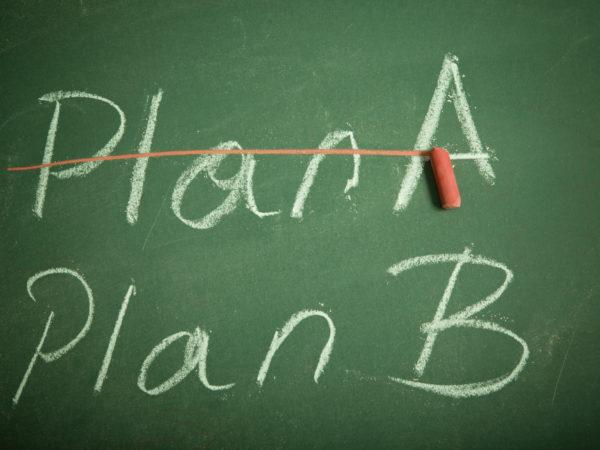 plan B en un concurso de acreedores